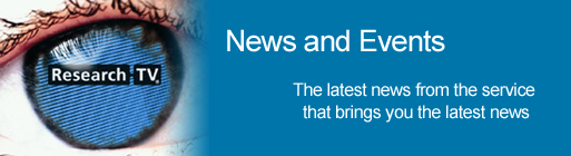 the latest news from Research-TV